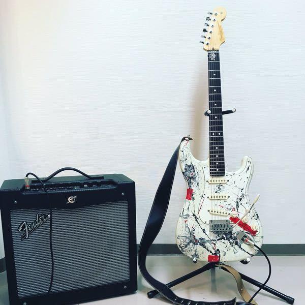 この布袋さんの使用しているギターのこのペイントって名前はあるのでしょうか、ペイントをオーダーする時になんと言ったら伝わるでしょうか、、よろしくお願いします