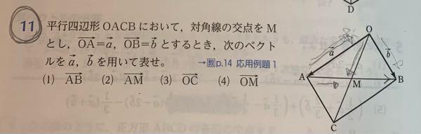 こういう問題を解くには、ベクトルのどんな性質を覚えておけばいいですか?