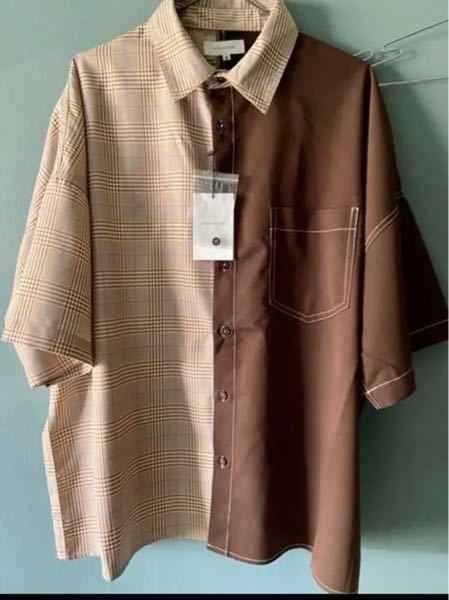 スタバで働いている方に質問です! 私は今月スターバックスのバイトに合格し、もうすぐ働き始めなのですが,服装について質問があります。 下記写真のようなツートンカラーになっているシャツは着用可能なのでしょうか?また、オープンカラーシャツといったような少し胸のあたりが三角っぽくなっているシャツは着用可能なのでしょうか? 教えていただけると幸いです。