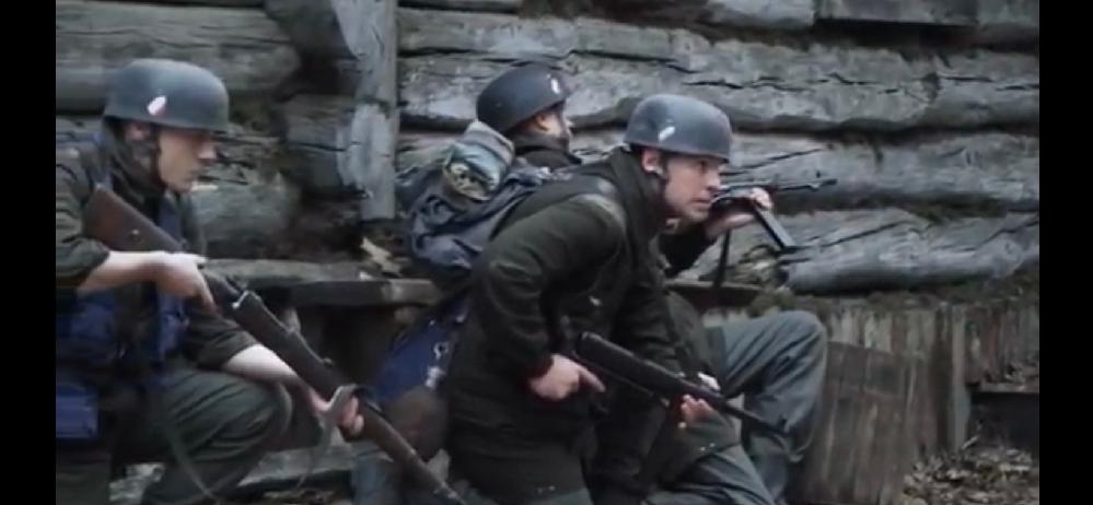 このドイツ軍はなに部隊でしょうか? 独ソ戦です。