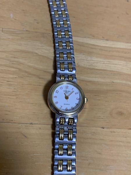 この時計は安物ですか?