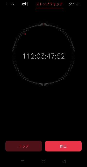 この時間って何日分くらいですか?