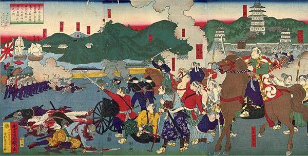 これは会津戦争でしょうか? またこれの高画質はありませんでしょうか?