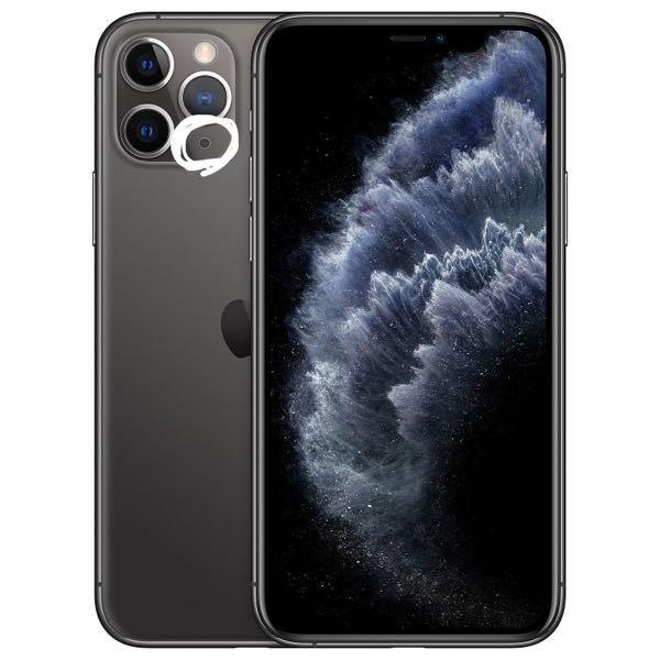 iPhone 11 proのこの部分は、どんな機能があるのでしょうか?