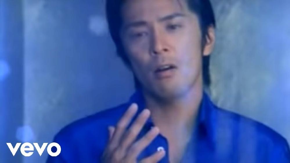 徳永英明さんの曲、『レイニブルー』好き('_'?)