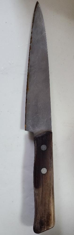 これは何包丁に該当しますか? 刃渡り約18㎝、両刃です。