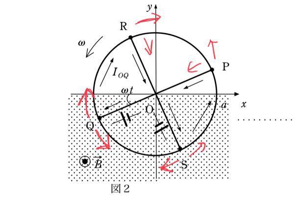 この回路において電流が赤矢印のように分裂することはないのですか?ないとすれば何故ですか?