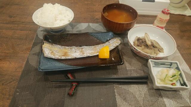 この夕飯を見て、どう思いますか。