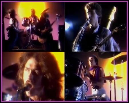 """☆ 洋楽Q'sシリーズ・(Austrarian音楽・画像Q)Vol.1☆ ////////// ・出題はオーストラリアのシンガー、アーティスト、ミュージシャン、バンド、グループのMusic Video・Live画像からの出題となります。 ・回答返信は1回までとします。再回答されても正解対象になりません。 (再編集回答も同様) ・アーティストの名前、曲名ではアルファベット記述で回答して下さい。 (回答の仕方は""""Answer)""""部に記載します) ////////// <<< No.027 >>> Q:画像(MV)のバンド名、曲名は何でしょうか? Answer) バンド名:? 曲名:?"""