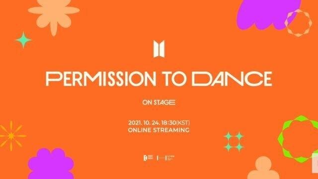 BTSのオンラインコンサートについて 教えていただきたいです! BTS PERMISSION TO DANCE ON STAGE が10月24日に開催されると思うのですが そこで分からない点がいくつかあります! ➀どこでそのオンコンは見られるのでしょうか ➁チケットはどこで買えばいいのでしょうか ➂チケットの値段 ➃チケットの販売期間 分かる方いたら教えて下さい!