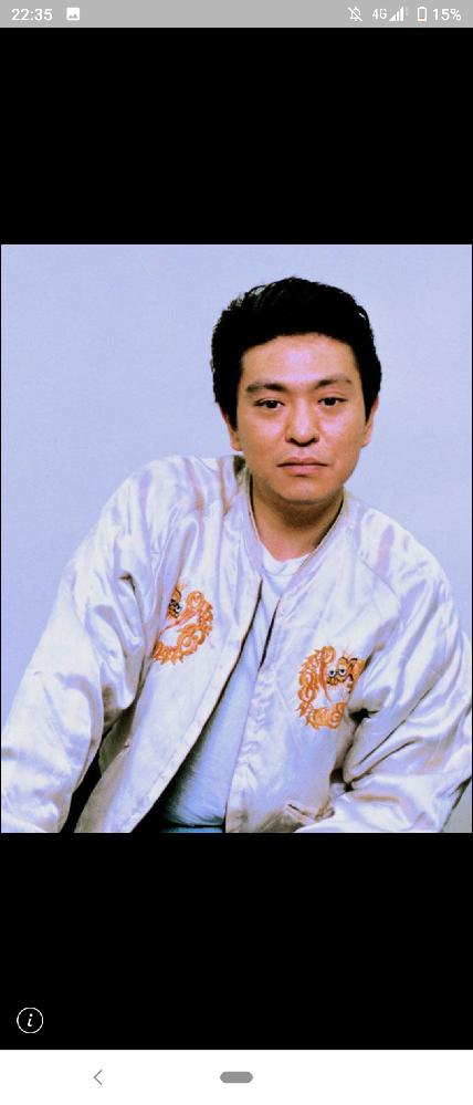 この写真の松本人志さんが着用されているスカジャンはどこのものだと思いますか?