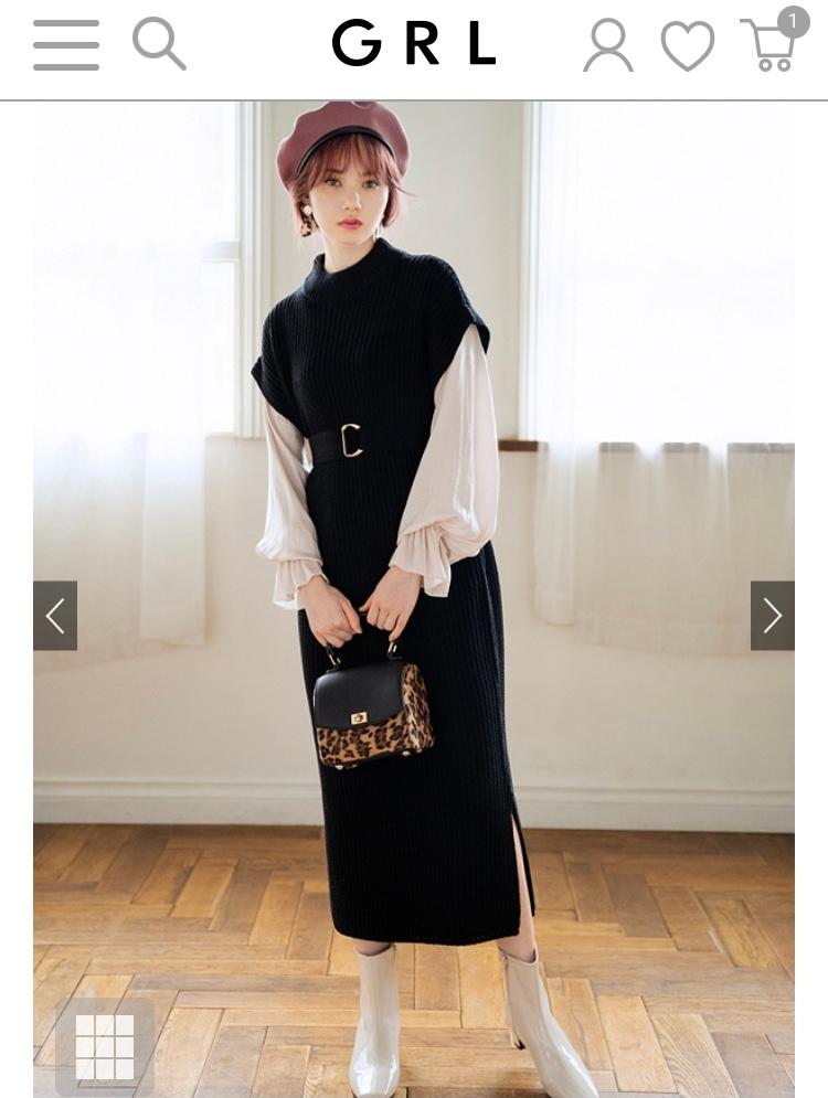 この服は骨格ウェーブに似合いますか?