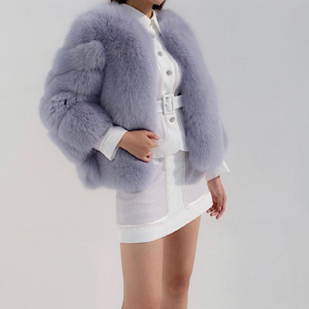 韓国ドラマで画像のようなモフモフなコートを着てる人が出てくる作品ってなんでしたかね?