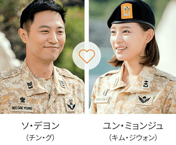 韓国ドラマでお似合いだなと思うベストカップルはどなたですか? 主役のお二人以外にサブキャストで恋人役、夫婦役でも構いません。 実際、お付き合いしたり、結婚したリアルカップルもありますが… 「...