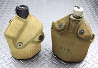 WWⅡ米海兵隊の水筒には消毒液を入れましたか?