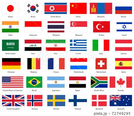 こんにちは どこの国の国旗が1番好きですか??