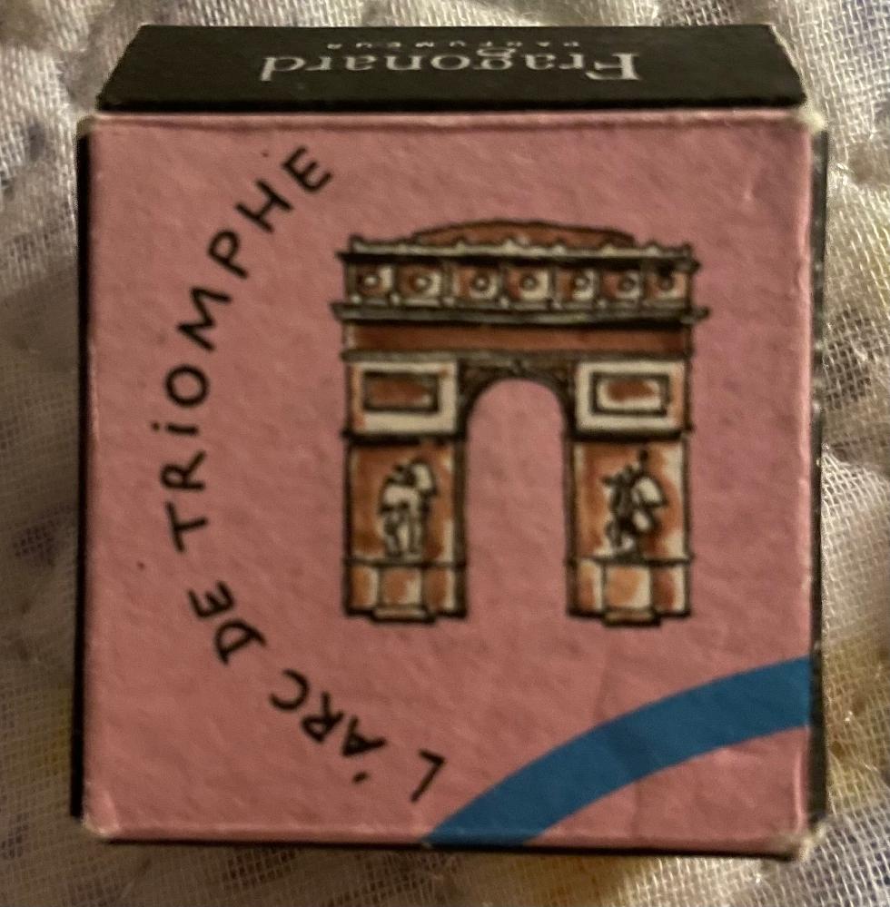 この練り香水を探していますが全然見当りません。10年以上前に購入したものです。 これに似た香りのものでもいいので、詳しい方!教えてください! フラゴナール シュイヴェモア 練り香水