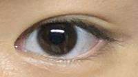日本人は蒙古襞?というものが目頭にあるそうなのですが、僕の目の蒙古襞はどのくらい張られていますか?