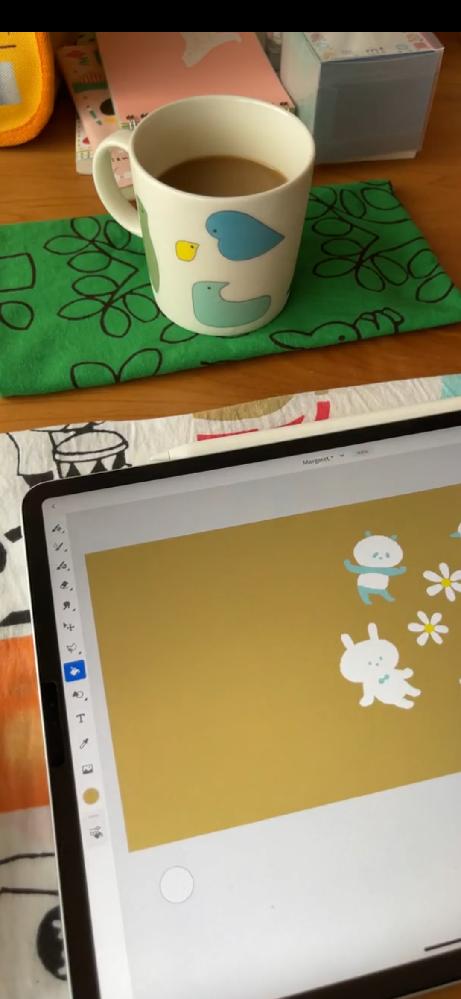閲覧ありがとうございます! このmizutamaさんが使っているイラストアプリが何か分かる方いらっしゃいませんか?