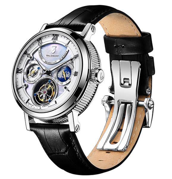 最近、ネットでWALDHOFFの腕時計をよく見かけます。トゥールビヨンと書いて有りカッコ良い(フリーザーのブルースカウター)のですがこのブランドを聞いた事が有りません。値段も20〜30万円位です。将来、有名な腕時計 メーカーになるでしょうか?買おうか迷っています。よろしくお願いします。