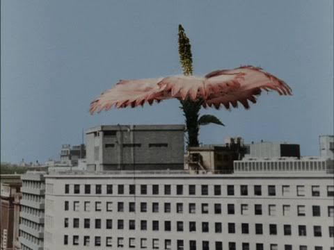 地球が吹っ飛んでしまう作品ではゴジラも避ける皇居も吹き飛んでいるんですか?