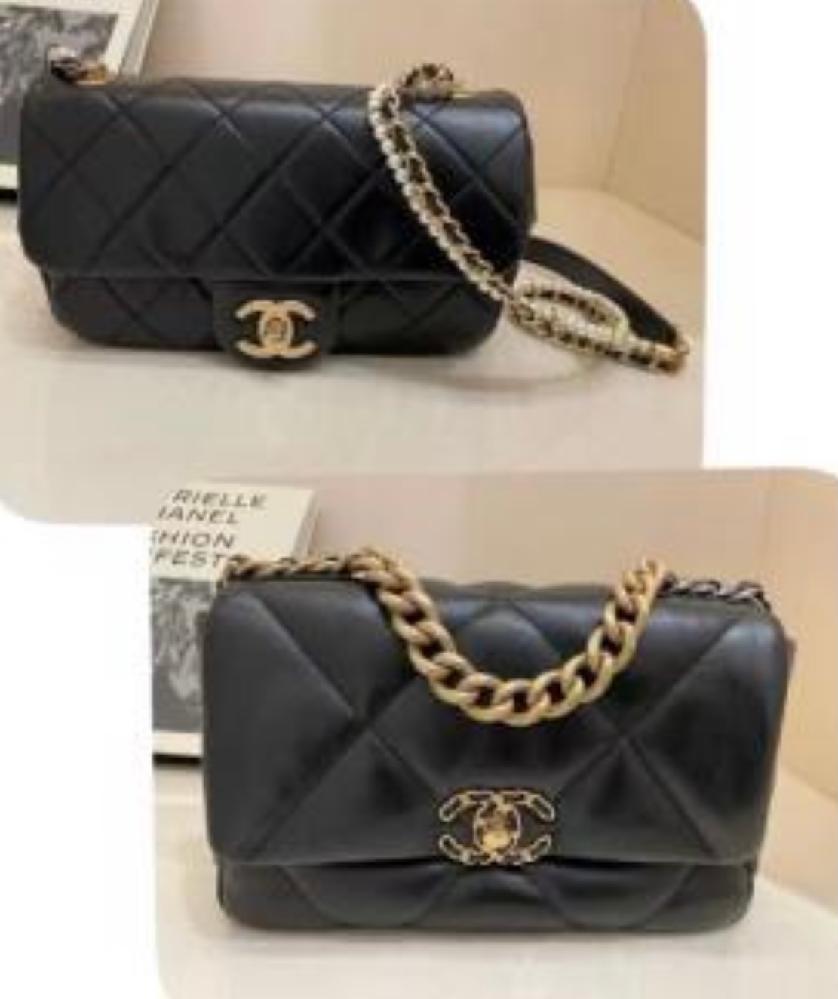CHANELのバッグ。 どちらのバッグが人気ですか?