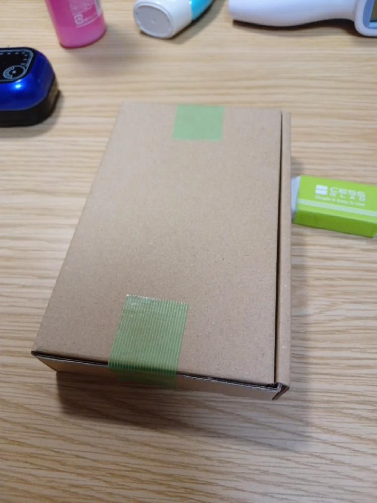 らくらくメルカリ便の伝票はこの箱に収まりますか?ちなみにセブン発送です。