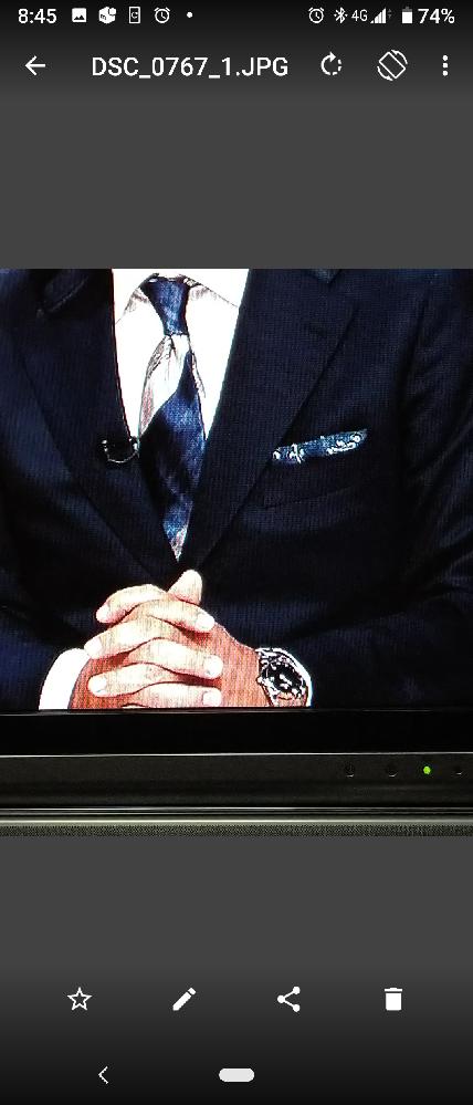報道ステーションキャスターの大越健介さんがつけている腕時計が何かわかりますか? 見た目はグランドセイコーかオメガシーマスターアクアテラだと思うのですが、わかる方教えてください。