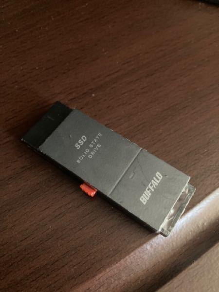 バッファローのスティックSSDに付いているビニールは、剥がしても良いでsyぷか?