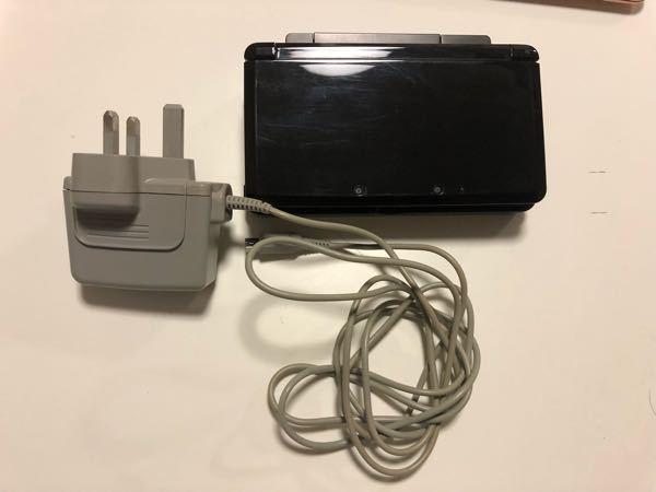 海外での電化製品使用や、Nintendo製品に詳しい方に質問です。Nintendo 3DSの充電ができずに困っています。現在イギリスにおり、日本にいる間は充電ができたにもかかわらずイギリスに来た...