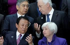 【言えないとは言わせない 大喜利】 アメリカのイエレン財務長官(前FRB議長)に 記者会見で質問をして「言えれん!」って言わせてください。 例)「日本の麻生財務相(当時)は好きですか?」