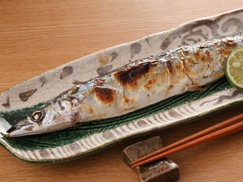 こんばんは 秋刀魚の塩焼きは好きですか??