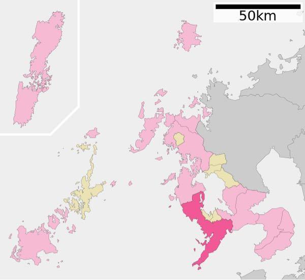 長与町と時津町は長崎市と合併するべきでは?