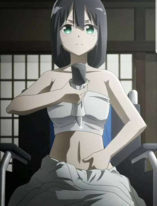 アニメについて このお姉さんは誰ですか?