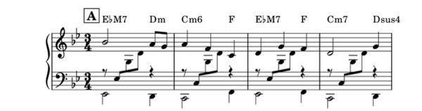 ピアノ初心者の成人男性です。 この楽譜を弾く時、右手、左手、どの指で押せば良いか教えて下さい。
