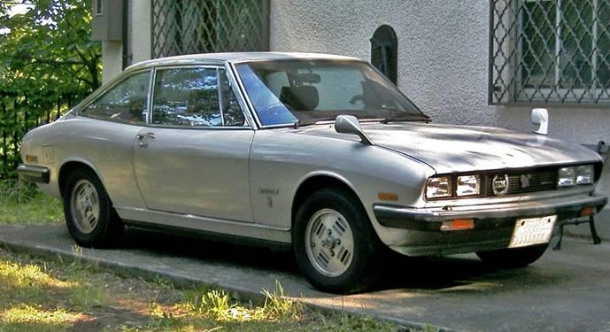 いすゞ117クーペといえばイタリアのジウジアーロがデザインしたことで有名な車ですが、どのような車だったのですか?