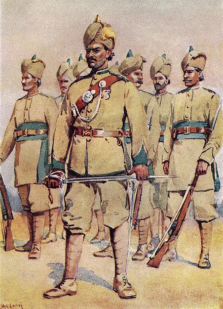 ジャパニーズヤクザ100人と、英印軍の兵隊100人が素手で戦ったらどちらが勝ちますか?