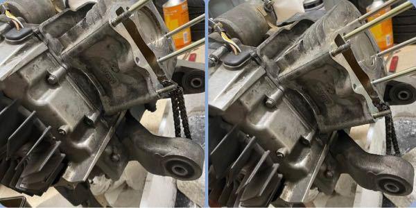 アドレスV125gのアイドリングについて 先日エンジンをオーバーホールし、消耗品を交換後に組み立てしエンジンをかけると2stの様にかなり低いアイドリングをします。 普通がトンットンットンットン ...
