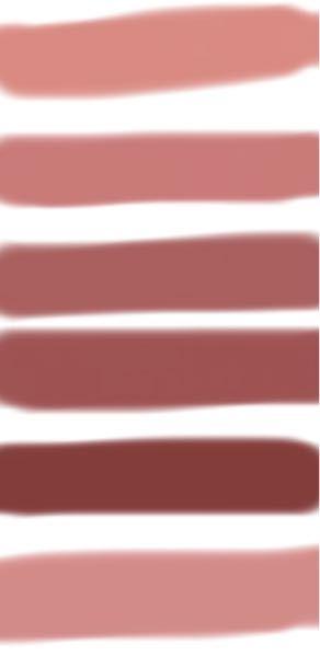 [至急]この色達はパーソナルカラーで言うところの何ですか??
