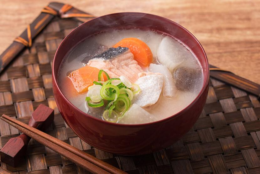 三平汁(粕汁)は お好きですか? わたしは めちゃくちゃ大好き♥(๑´ڡ`๑)