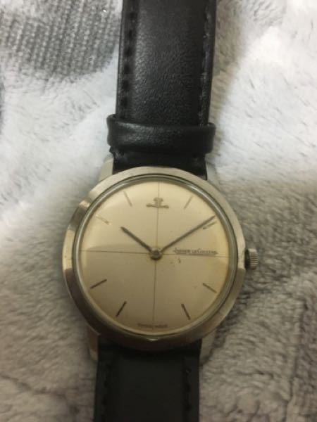 この時計のモデル名(又は型番)、製造時期を教えてください。