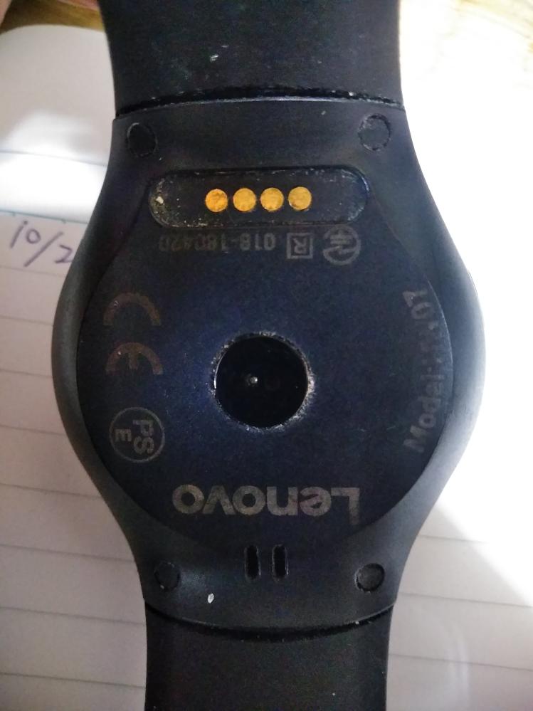 LENOVOのスマートウォッチHW07という腕時計型ですが、充電器を探しています。 アマゾンなどで汎用品あれば嬉しいのですが、ご存知の方、お願いします。