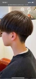 こうゆう感じの髪型は1000円カットで出来ますか?