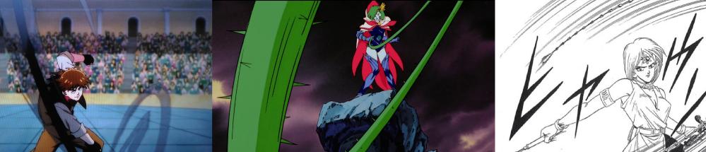 ダイの大冒険でムチ使いの3人の中では誰が一番強いとおもいますか? ・スタングル(万能ムチ) ・メネロ(いばらの鞭) ・フローラ(グリンガムの鞭)