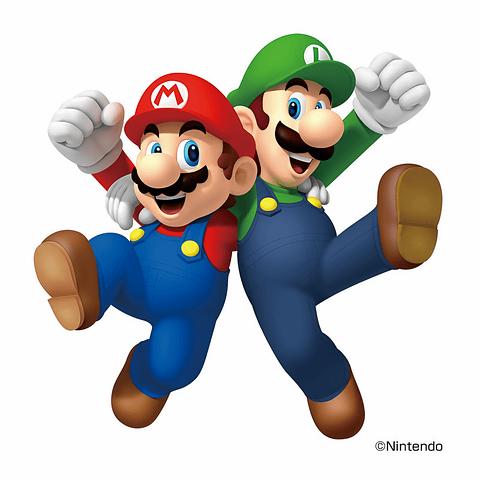 ゲームでの兄弟キャラといえば誰が思い浮かびますか? 僕はベタですがマリオとルイージです。