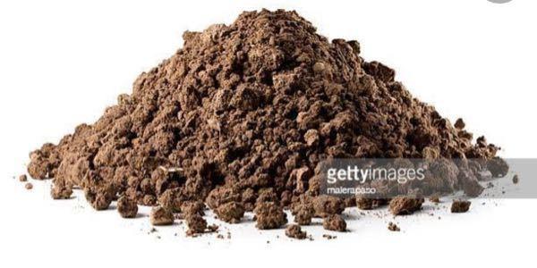 この写真のような土をデッサンしたいのですが、どうやって描けばいいのかわかりません… どうかご教示ください