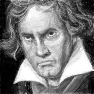 ベートーベンが、 . 「ギターはオーケストラに匹的する楽器だ」 . と言ったというのは本当ですか? . . 〉 ベートーベンの時代、ギターは主に居酒屋などで演奏されていた楽器に過ぎず、管弦楽用の...