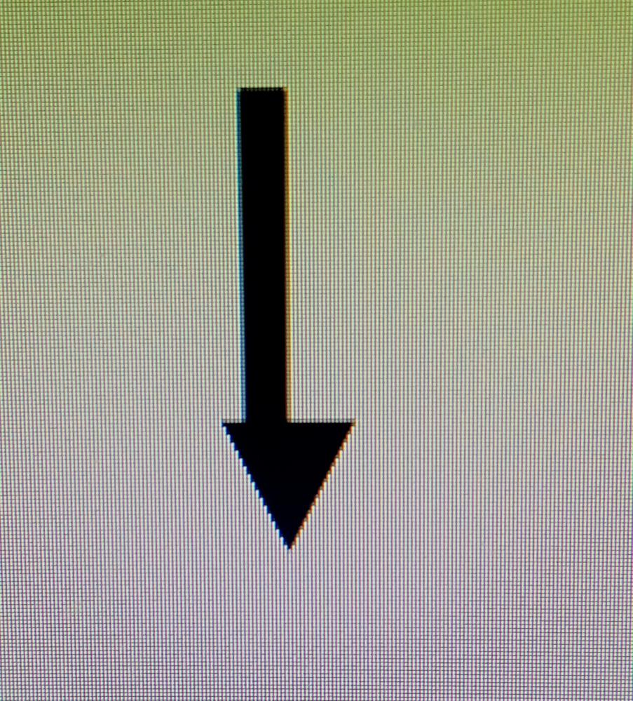 PowerPointの図形にある線矢印の先端が添付した写真のようにずれてしまっているのですが、直す方法はあるのでしょうか。 何度か検索してみたのですが、該当する情報が見つからず…どなたか教えて頂...