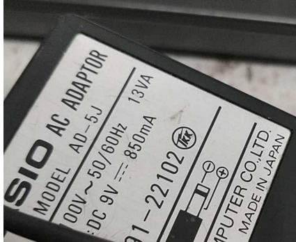 """ACアダプターの""""VA""""ってなんですか? 9V 850mA 13VA ってあるのですが、VAって重要でしょうか?"""