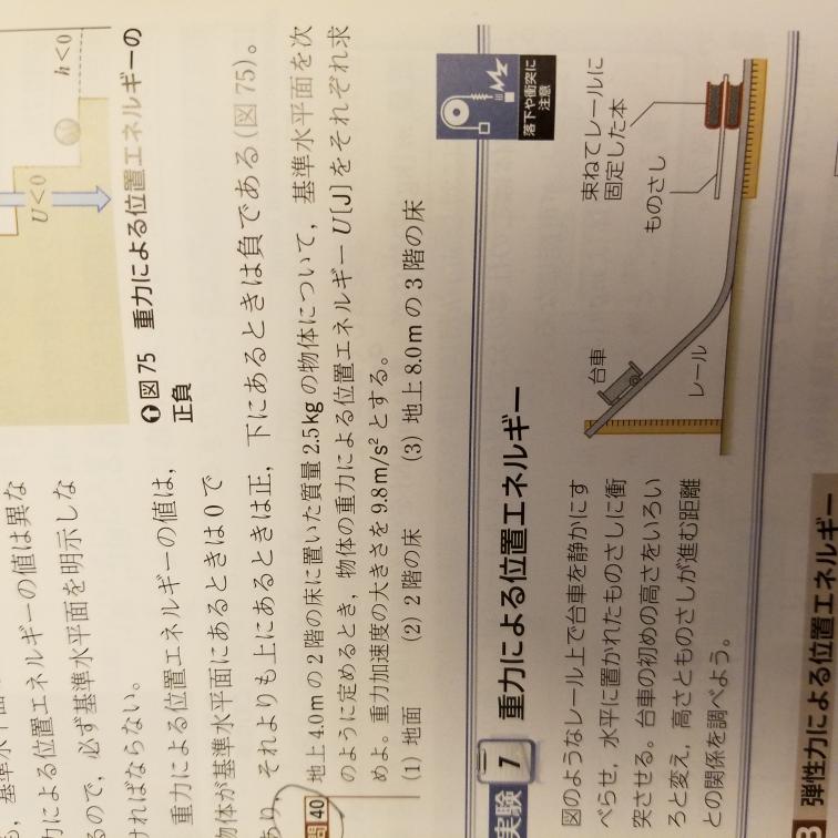 至急‼️ 物理が得意な方、(1)(2)(3)を途中式を含めて解いてくださいお願いします_(._.)_